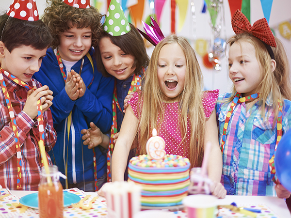 Children's Parties – Slumber Party Fun!