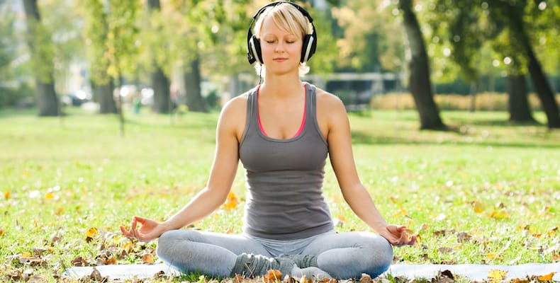 Using Music For To Reduce Stress